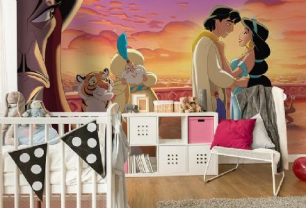 Wall mural wallpaper Disney Aladdin
